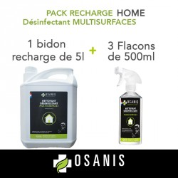 "Pack recharge ""HOME""..."