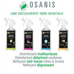 Découverte 4 Sprays OSANIS